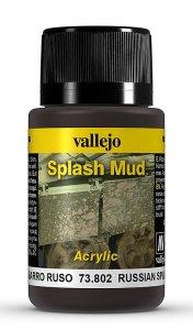 Schlamm-Spritzer Russland, 40ml · VAL 73802 ·  Acrylicos Vallejo