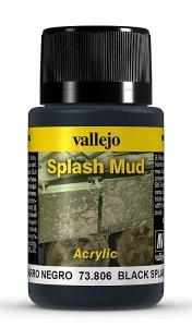 Schlamm-Spritzer, dunkel, 40ml · VAL 73806 ·  Acrylicos Vallejo
