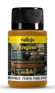 Benzin-Flecken, 40ml · VAL 73814 ·  Acrylicos Vallejo