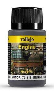 Maschinen-Schmutz, 40ml · VAL 73815 ·  Acrylicos Vallejo