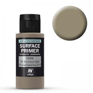 Grundierung IDF Israeli Sand Grey (200ml) (Surface Primer) · VAL 74614 ·  Acrylicos Vallejo