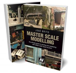 Buch: Master Scale Modelling - Englisch · VAL 75020 ·  Acrylicos Vallejo
