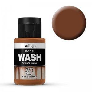 Model Wash 513 - Brown · VAL 76513 ·  Acrylicos Vallejo