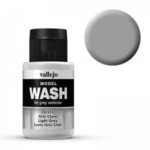 Model Wash 515 - Light Grey · VAL 76515 ·  Acrylicos Vallejo