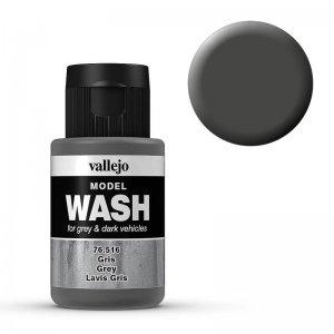 Model Wash 516 - Grey · VAL 76516 ·  Acrylicos Vallejo