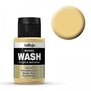 Model Wash 522 - Olive Green · VAL 76522 ·  Acrylicos Vallejo