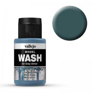 Model Wash 524 - Blue Grey · VAL 76524 ·  Acrylicos Vallejo