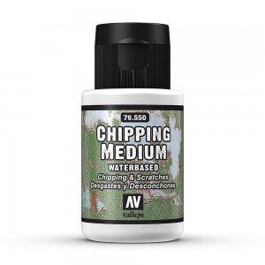 Chipping Medium · VAL 76550 ·  Acrylicos Vallejo