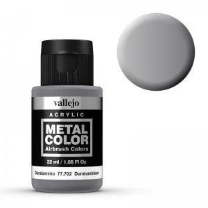 Metal Color 702 - Duraluminium, 32 ml · VAL 77702 ·  Acrylicos Vallejo