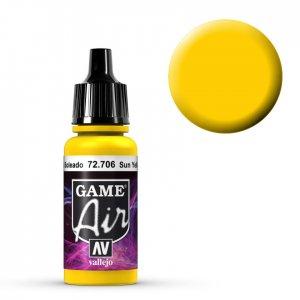 Sun Yellow - 17 ml · VAL GA72706 ·  Acrylicos Vallejo