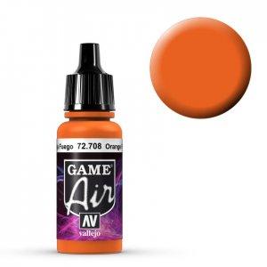 Orange Fire - 17 ml · VAL GA72708 ·  Acrylicos Vallejo