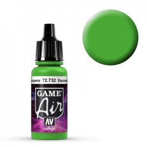 Escorpena Green - 17 ml · VAL GA72732 ·  Acrylicos Vallejo