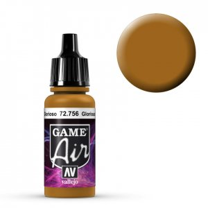 Glorious Gold - 17 ml · VAL GA72756 ·  Acrylicos Vallejo