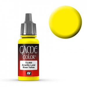 Moon Yellow - 17 ml · VAL GC72005 ·  Acrylicos Vallejo