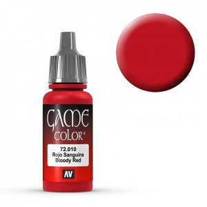 Bloody Red - 17 ml · VAL GC72010 ·  Acrylicos Vallejo
