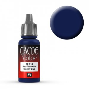 Stormy Blue - 17 ml · VAL GC72018 ·  Acrylicos Vallejo