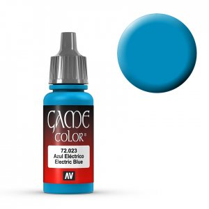 Electric Blue - 17 ml · VAL GC72023 ·  Acrylicos Vallejo