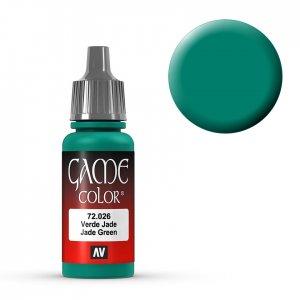 Jade Green - 17 ml · VAL GC72026 ·  Acrylicos Vallejo
