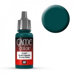 Scurvy Green - 17 ml · VAL GC72027 ·  Acrylicos Vallejo