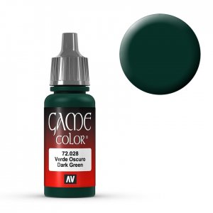 Dark Green - 17 ml · VAL GC72028 ·  Acrylicos Vallejo