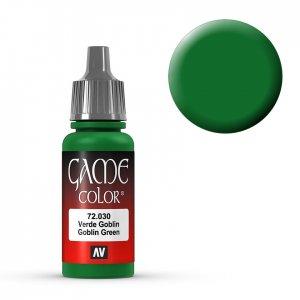 Goblin Green - 17 ml · VAL GC72030 ·  Acrylicos Vallejo