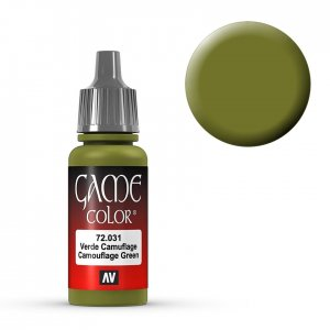 Camouflage Green - 17 ml · VAL GC72031 ·  Acrylicos Vallejo