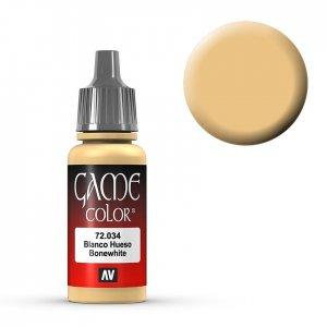 Bonewhite - 17 ml · VAL GC72034 ·  Acrylicos Vallejo