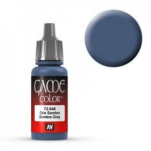Sombre Grey - 17 ml · VAL GC72048 ·  Acrylicos Vallejo