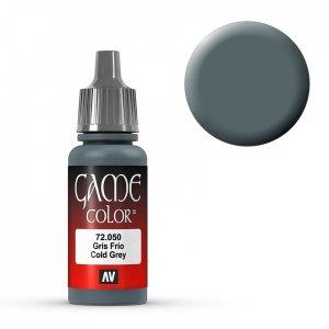 Cold Grey - 17 ml · VAL GC72050 ·  Acrylicos Vallejo
