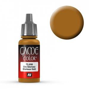 Glorious Gold - 17 ml · VAL GC72056 ·  Acrylicos Vallejo