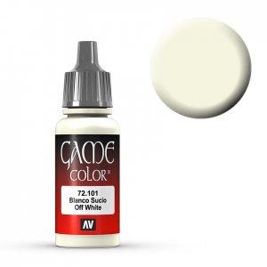 Off White - 17 ml · VAL GC72101 ·  Acrylicos Vallejo