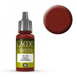 Dried Blood - 17 ml · VAL GC72133 ·  Acrylicos Vallejo