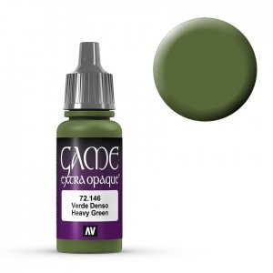 Heavy Green - 17 ml · VAL GC72146 ·  Acrylicos Vallejo