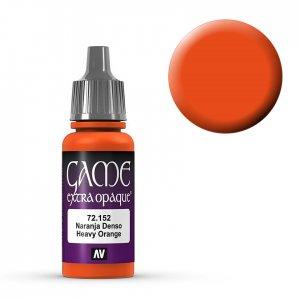 Heavy Orange - 17 ml · VAL GC72152 ·  Acrylicos Vallejo