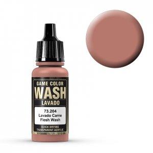 Wash-Color, Flesh Wash - 17 ml · VAL GC73204 ·  Acrylicos Vallejo