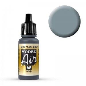 Model Air - US Grau (US Grey) - 17 ml · VAL MA71047 ·  Acrylicos Vallejo