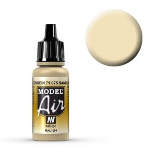 Model Air - Sand (Sand) - 17 ml · VAL MA71075 ·  Acrylicos Vallejo