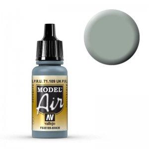 Model Air - UK PRU Blau (UK PRU Blue) - 17 ml · VAL MA71109 ·  Acrylicos Vallejo