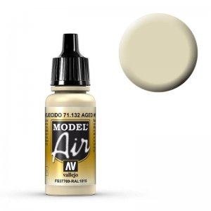 Model Air - Aged White - 17 ml · VAL MA71132 ·  Acrylicos Vallejo