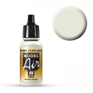 Model Air - Insignien-Weiss - 17 ml · VAL MA71279 ·  Acrylicos Vallejo