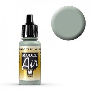 Grau-Blau, VVS - 17 ml · VAL MA71412 ·  Acrylicos Vallejo