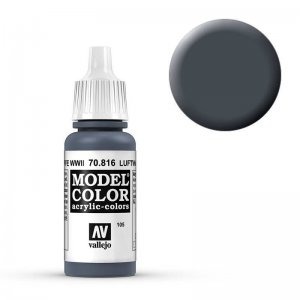 Model Color - Luftw. Uniform WWII (Luftw. Uniform) [105] · VAL MC70816 ·  Acrylicos Vallejo