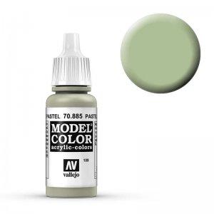 Model Color - Pastelgrün (Pastel Green) [109] · VAL MC70885 ·  Acrylicos Vallejo