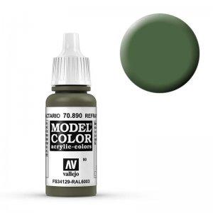 Model Color - Olivgrün (Reflective Green) [090] · VAL MC70890 ·  Acrylicos Vallejo