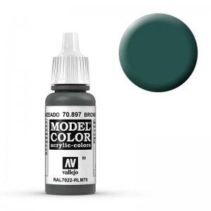 Model Color - Bronze Grün (Bronze Green) [098] · VAL MC70897 ·  Acrylicos Vallejo