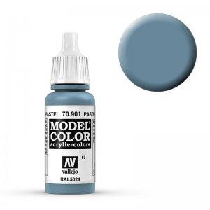 Model Color - Pastelblau (Pastel Blue) [063] · VAL MC70901 ·  Acrylicos Vallejo