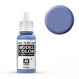 Model Color - Himmelblau (Azure) [062] · VAL MC70902 ·  Acrylicos Vallejo