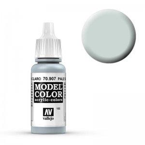 Model Color - Hell Blaugrau (Pale Greyblue) [153] · VAL MC70907 ·  Acrylicos Vallejo