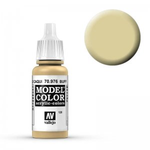 Model Color - Beige (Buff) [120] · VAL MC70976 ·  Acrylicos Vallejo