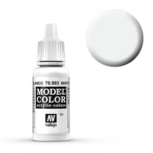 Model Color - Grauweiss (Flat Aluminum) [151] · VAL MC70993 ·  Acrylicos Vallejo